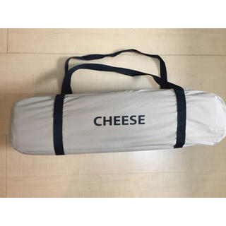 ドッペルギャンガー(DOPPELGANGER)のDOD チーズタープ タンカラー(テント/タープ)