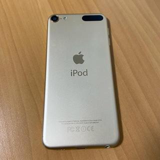 アイポッドタッチ(iPod touch)のiPod touch 第六世代 32GB ゴールド(スマートフォン本体)
