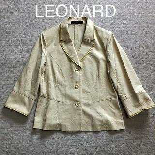 レオナール(LEONARD)のレオナール ジャケット(テーラードジャケット)