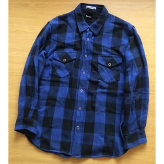 グッドイナフ(GOODENOUGH)の送料込み GOODENOUGH BANSHEE ブロックチェックシャツ (シャツ)