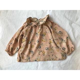 Caramel baby&child  - caramel  ブラウス 18m