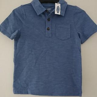 新品タグ付き 110㎝ オールドネイビー Tシャツ 割引値下げ可!(Tシャツ/カットソー)