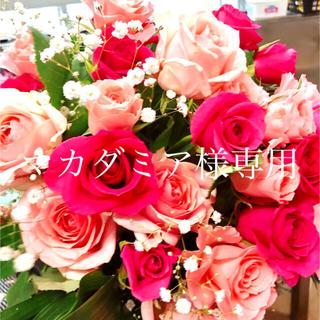 【生花】(人気)(選べるお色♪)薔薇のブーケ☆〈ラッピング、送料無料〉(ブーケ)
