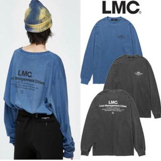 ボウダンショウネンダン(防弾少年団(BTS))の日本未入荷 LMC INFLUENCER LONG SLV TEE ロンT(Tシャツ/カットソー(七分/長袖))