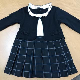 ニシマツヤ(西松屋)のフォーマル服90サイズ(ドレス/フォーマル)