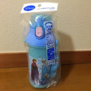 アナトユキノジョオウ(アナと雪の女王)のあんきょん様専用新品☆ディズニー☆アナと雪の女王 直飲みプラスチック水筒 ボトル(水筒)