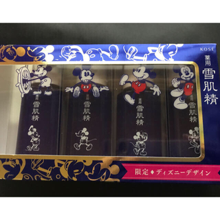セッキセイ(雪肌精)の値下げ!雪肌精 ディズニー化粧水4本セット(化粧水/ローション)