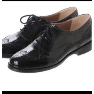 プールサイド(POOL SIDE)の【限定お値下げ】POOLSIDE レースアップシューズ(ローファー/革靴)