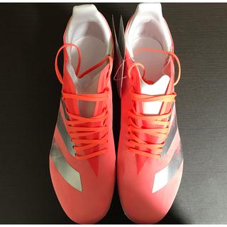 アディダス(adidas)の【新品未使用】adizero avanti 25.5(陸上競技)