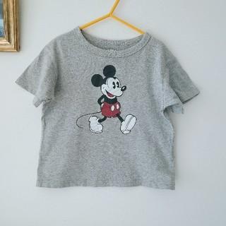 ユニクロ(UNIQLO)のTシャツ ミッキーマウス(Tシャツ/カットソー)