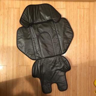パナソニック(Panasonic)のGyutto 電動自転車 着せ替えシートカバー カーキ(自動車用チャイルドシートカバー)