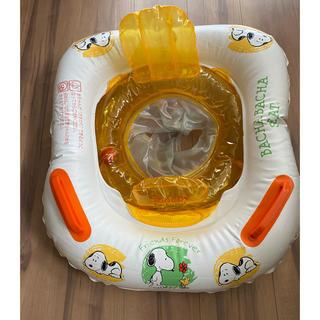 スヌーピー(SNOOPY)の浮き輪 スヌーピー(マリン/スイミング)