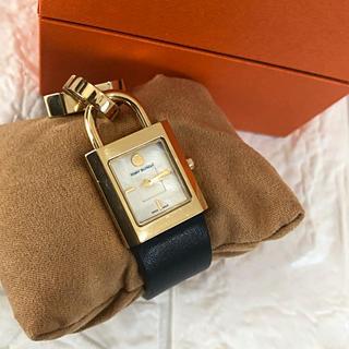 トリーバーチ(Tory Burch)の美品 トリーバーチ  お洒落なバングル腕時計(腕時計)