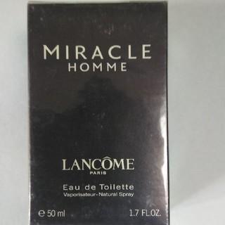 ランコム(LANCOME)のmiracle  homme(香水(男性用))