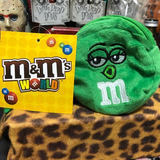 m&m&m's - M&M'S コインケース