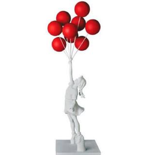 メディコムトイ(MEDICOM TOY)のバンクシー フライングバルーン Flying Balloons Girl(その他)