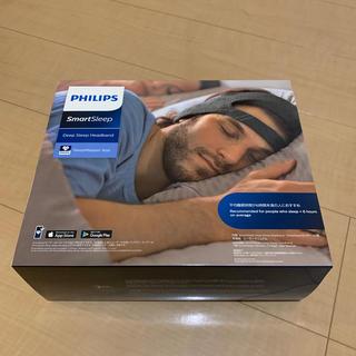 フィリップス(PHILIPS)のフィリSmartSleep ディープスリープヘッドバンド HH1610/02(日用品/生活雑貨)