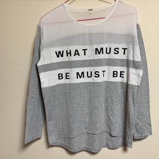 オゾック(OZOC)のロンT  Tシャツ  オゾック  OZOC(Tシャツ(長袖/七分))