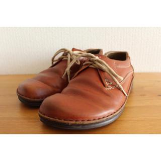 BIRKENSTOCK - BIRKENSTOCK FOOTPRINTS レザーシューズ 革靴 25cm