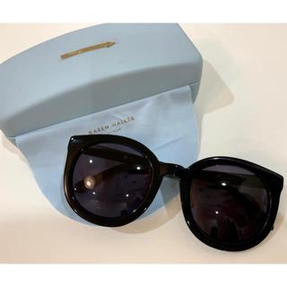 カレンウォーカー(KAREN WALKER)の少女時代ティファニー着用❤️ほぼ新品 KarenWalker サングラス(サングラス/メガネ)