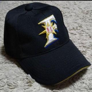 ホッカイドウニホンハムファイターズ(北海道日本ハムファイターズ)のファイターズ 帽子 ジュニア(応援グッズ)