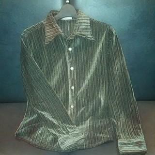 アトリエサブ(ATELIER SAB)のアトリエサブのコーデュロイシャツ(シャツ)