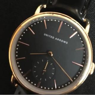 ユナイテッドアローズ(UNITED ARROWS)のユナイテッドアローズ  レザーベルト(腕時計)