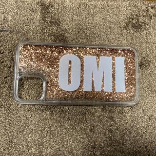 サンダイメジェイソウルブラザーズ(三代目 J Soul Brothers)のiPhone11pro MAX オーダーメイド OMI(iPhoneケース)