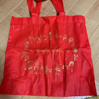 フランシュリッペ(franche lippee)のフランシュリッペ エコバック(ショップ袋)
