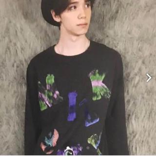 ミルクボーイ(MILKBOY)のミルクボーイ MONSTER LOGO LS TEE ロンT カットソー(Tシャツ/カットソー(七分/長袖))