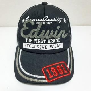 エドウィン(EDWIN)のEDWIN エドウィン キャップ 帽子(帽子)