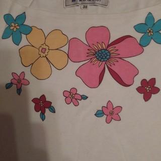 エムズグレイシー(M'S GRACY)のエムズグレィシー Tシャツ(Tシャツ(半袖/袖なし))