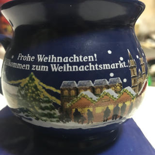 カルディ(KALDI)のFrohe Weihnachten!KALDI   ワイン用グラス(グラス/カップ)