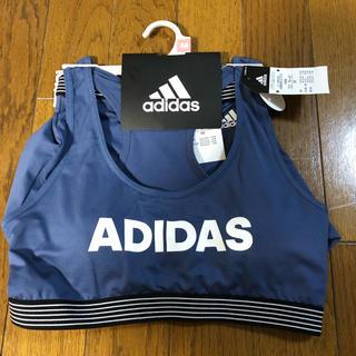 アディダス(adidas)のお買い得値下げなし アディダス スポーツブラ adidas ショーツの2点セット(ブラ&ショーツセット)