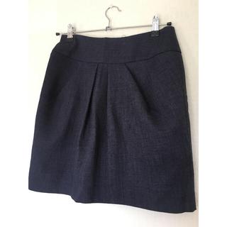 ノーブル(Noble)の【8/28迄の販売】 Noble フレアスカート(ひざ丈スカート)