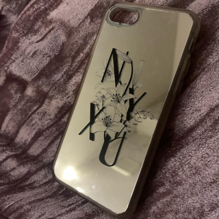 アイフォーン(iPhone)のNYXU iPhone8 ミラーケース (iPhoneケース)