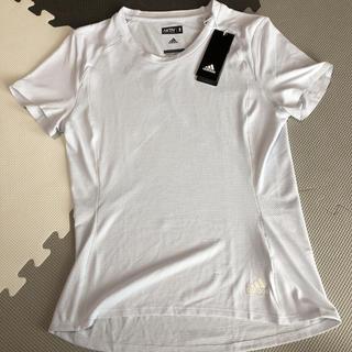 アディダス(adidas)のアディダスTシャツ レディース/サイズM/新品未使用(カットソー(長袖/七分))