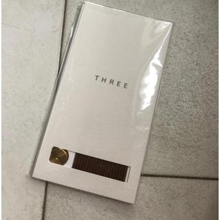 スリー(THREE)のTHREE ホリステイック 薫香 新品う(お香/香炉)