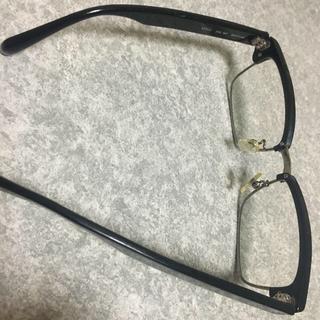 ポリス(POLICE)のPOLICE メガネ 度付き 即購入可(サングラス/メガネ)