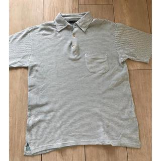 BCstock ジョイントワークス メンズ ポロシャツ L 40 グリーン