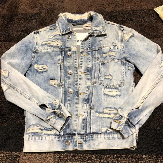 ZARA(ザラ)のjaja様専用 メンズのジャケット/アウター(Gジャン/デニムジャケット)の商品写真