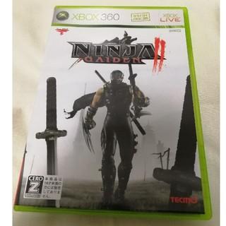 エックスボックス360(Xbox360)のNINJA GAIDEN 2(ニンジャガイデン 2) XB360(家庭用ゲームソフト)