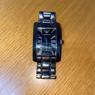 エンポリオアルマーニ(Emporio Armani)のエンポリオアルマーニ腕時計 正規品(腕時計(デジタル))