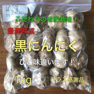 豊潤熟成黒にんにく 即日配送(野菜)