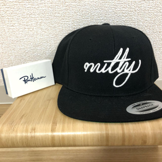 NUTTY キャップ   SNAP BACK(キャップ)
