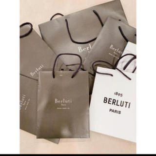 ベルルッティ(Berluti)のベルルッティ 空箱 紙袋(ショップ袋)