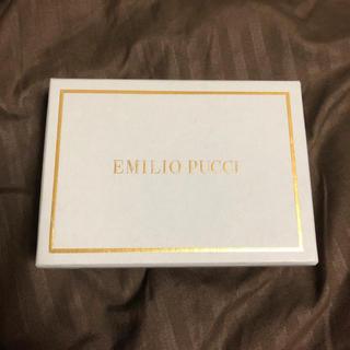 エミリオプッチ(EMILIO PUCCI)のエミリオプッチ EMILIO PUCCI 箱 キーケース 財布 小物(ショップ袋)