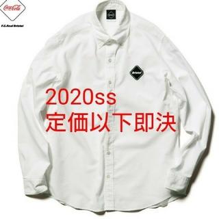 エフシーアールビー(F.C.R.B.)の2020 FCRB soph コカ・コーラ シャツ (Tシャツ/カットソー(七分/長袖))