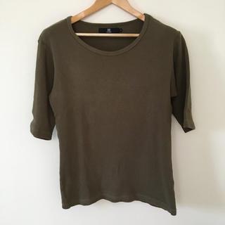 カンビオ(Cambio)のカンビオ 7部丈 カットソー (Tシャツ/カットソー(七分/長袖))