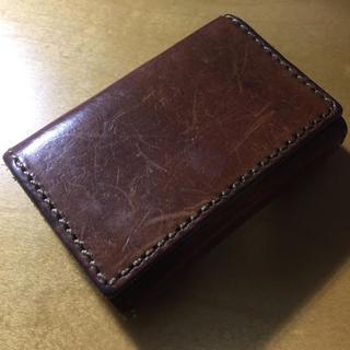ヘルツ(HERZ)のOrgan 蛇腹カードケース(キーケース/名刺入れ)